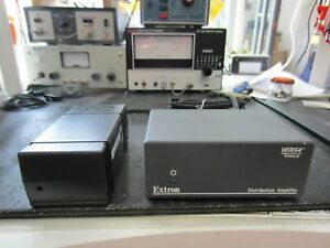 Extron MD 5V Distribution Amplifier. With Power Supply. WORLDWIDE SHIPPING