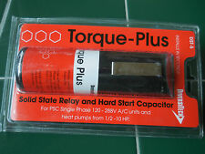 NEW DST-5 TORQUE-PLUS SOLID STATE RELAY HARD START CAPACITOR A/C UNITS 1/2-10 HP
