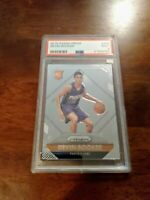 Devin Booker 2015 16 Panini Prizm basketball #308 Suns RC rookie Mint PSA 9