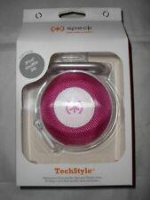 Speck Packet Case For Sony JBL Skullcandy Beats Bose In-Ear Buds Headphones Pink