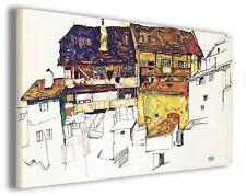Quadro moderno Egon Schiele vol XXVIII stampa su tela canvas pittori famosi