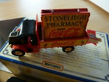 Matchbox Mack Truck Coca-Cola In Original Box