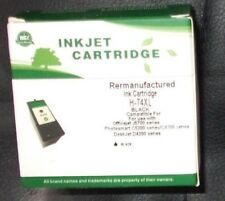 NEW RERMANUFACTURED $25 INK CARTRIDGE BLACK HP-74XL J5700 C5200 C4300 D4200ink