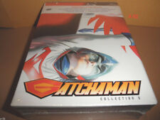 GATCHAMAN DVD set 3 G-FORCE Original Japanese battle of the planets V5 V6 E3