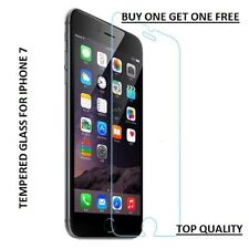 100% GENUINE TEMPERED GLASS FILM SCREEN PROTECTOR FOR APPLE iPhone 6 6S 7 8 4.7""