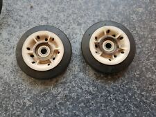 Bosch WTE84105GB/24 tumble dryer front wheels / rollers set of 2