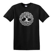 Yggdrasil Tree of Life T-shirt - S to 6XL - Norse Odin Viking Ragnarok Thor