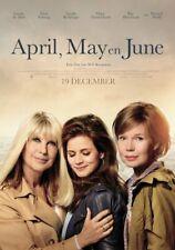 APRIL,  MAY  en  JUNE     film    poster.