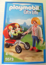 Playmobil  Zwillingskinderwagen 5573 Neu & OVP Zwillinge Kinderwagen Baby