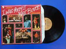 Max Boyce - I Know Cos I Was There - Live In Concert, EMI Max-1001 Ex+ Condition