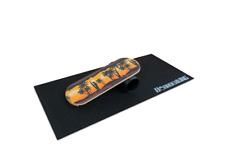 BoarderKING Indoorboard HAWAII inkl. Rolle und Gummimatte Balanceboard
