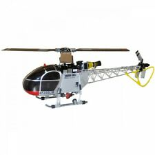 Walkera 3-axis Flybarless 4F200LM RC Helicopter Silver with DEVO7 DEVO-7 Radio T