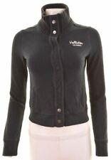 HOLLISTER Womens Cardigan Sweater Size 10 Small Navy Blue  LN25