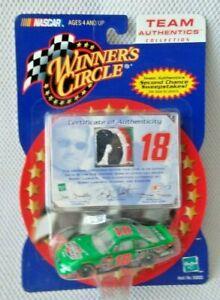 BOBBY LABONTE NASCAR #18  Winner's Circle TEAM AUTHENTICS Uniform (RARE 4 COLOR)