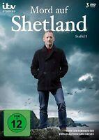 Douglas Henshall - Mord auf Shetland - Staffel 3 3DVD NEU OVP