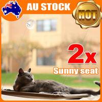 2x Cat hammock Cat window bed cat window hammock Hanging cat Seat shelf Cushion