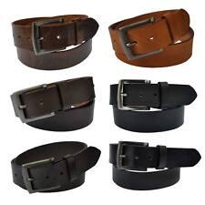 4cm Ancho Completamente Cinturón Piel Aprox. 3,2mm Grueso Cuero 7486