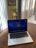 Apple MacBook Pro 13.3in (121GB SSD, Intel i5 Dual Core, 2.5GHz, 8GB RAM)...