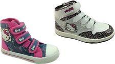Girls' Shoes with Hook & Loop Fasteners