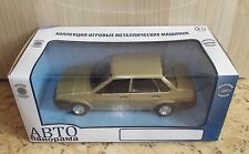 Russian car VAZ-21099 Lada Forma. Metal toy. 1/22 scale