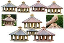 Vogelhaus aus Holz KWL, Vogelhäuschen, Nistkasten, Futtertrog  / auch Ständer /
