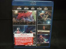 TYKETTO Live From Milan 2017 + 1 JAPAN BLU-RAY Vaughn Waysted U.S. Melodic HR !