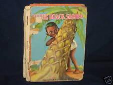Little Black Sambo - McLoughlin Brothers Inc. (c) 1938