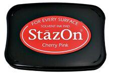 StazOn - Ink Pad - Cherry Pink