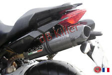 SILENCIEUX GPR GPE POPPY APRILIA SHIVER / GT 750 2007/16