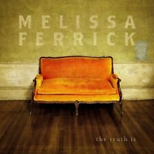 The Truth Is [6/4] by Melissa Ferrick (CD, Jun-2013, MPress Records)
