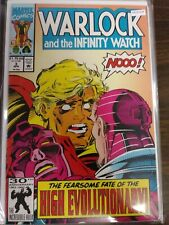 WARLOCK AND THE INFINITY WATCH 3 NM MARVEL PA14-218