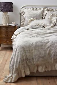 Anthropologie Camille Duvet King