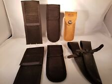 Miscellaneous Knife Sheaths - Value Pack - Total Of 7 Sheaths - Dealer Pack