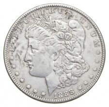 AU/Unc - 1888 Morgan Silver Dollar $1.00 High Grade *640