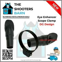 Scope Maximizer Eye Piece Extension Enhancer Ring Clamp Various Colours New