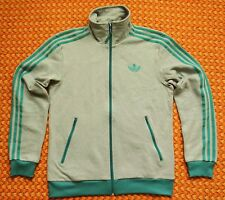 Adidas Originals, Vintage Light green Football Sweatshirt, Mens small
