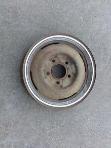 """Vintage Kelsey Hayes Ford 16""""X 4"""" Steel/Rim Wheel Hot Rat Rod Street 1940 - 1948"""