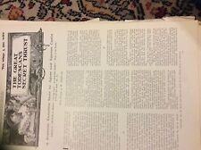 m12g ephemera 1907 short story the great todescan's secret thrust agnes castle