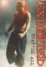 The Exploited(DVD)Beat 'Em All-Dream Catcher-DRIDE59-New