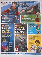 LEGO newsletter negozio GIUGNO'13