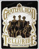16x20 Poster Jerry Garcia The Grateful Dead Telluride Colorado 1987 #GRD