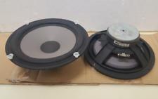 "VIFA M25W0-40 8 ohm 10"" woofer pair - made in Denmark"