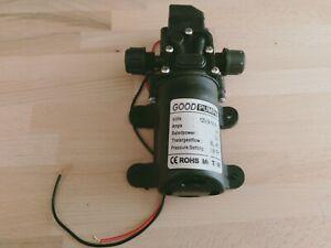 12v water pump self-priming