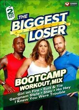 The Biggest Loser: Bootcamp Workout Mix [Digipak] by Various Artists (CD,...