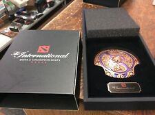 DOTA 2 The International Championships 2019 Medal Aegis Shield - NEW!
