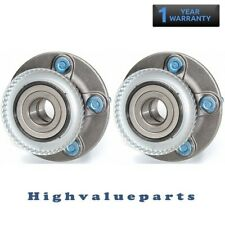 Pair Rear Wheel Bearing and Hub Assembly LH&RH for Mercury Sable 1993-05 512107