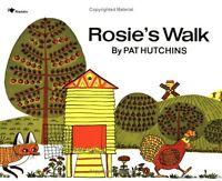 Rosies Walk by Pat Hutchins