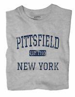 Pittsfield New York NY T-Shirt EST