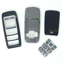 Black Housing Cover Case For Nokia 1600+Keypad+Tool