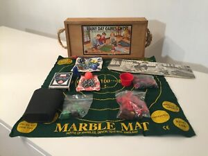 HOUSE OF MARBLES Rainy Day Games Chest - LOADS OF FAMILY GAMES TO PLAY!